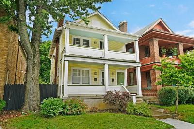 Columbus Multi Family Home For Sale: 1198-1200 Franklin Avenue