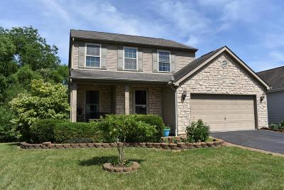 Grove City Single Family Home Contingent Finance And Inspect: 2088 Winding Hollow Drive