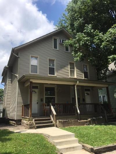 Columbus Multi Family Home For Sale: 2207-2209 Indiana Avenue