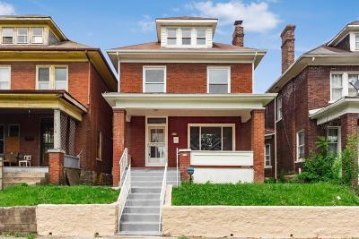 Single Family Home For Sale: 985 S Ohio Avenue