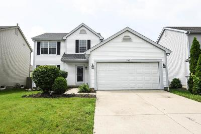 Hilliard Single Family Home For Sale: 5965 Heritage Farms Court