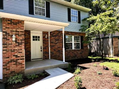 Columbus Single Family Home Contingent Finance And Inspect: 4127 Willow Hollow Drive