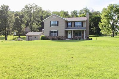 Newark Single Family Home For Sale: 2941 Opossum Hollow Road