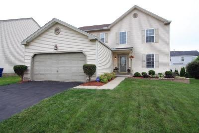Blacklick Single Family Home Contingent Finance And Inspect: 7659 Rippingale Street