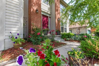 Hilliard Single Family Home For Sale: 2464 Punderson Drive