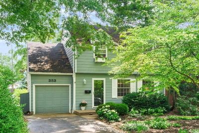 Columbus Single Family Home For Sale: 383 Canyon Drive N