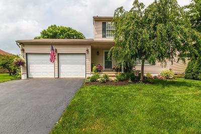 Pickerington Single Family Home For Sale: 524 Courtright Drive