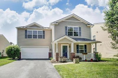Blacklick Single Family Home Contingent Finance And Inspect: 8119 Royal Elm Drive