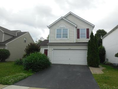 Columbus Single Family Home Contingent Finance And Inspect: 1587 England Drive