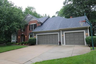 Dublin Single Family Home Contingent Finance And Inspect: 7017 Timberview Drive