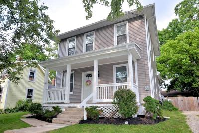 Delaware Single Family Home Contingent Finance And Inspect: 195 S Franklin Street