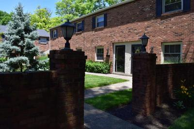Upper Arlington Condo Sold: 4826 Merrifield Place
