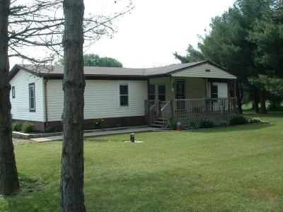 Johnstown Single Family Home Contingent Finance And Inspect: 5640 Miller Church Road
