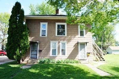 Mount Vernon Multi Family Home For Sale: 807 W Chestnut Street