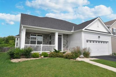 Dublin Single Family Home Contingent Finance And Inspect: 5280 Copper Creek Drive