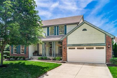 Dublin Single Family Home For Sale: 6543 Greensway Loop