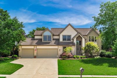 Pickerington Single Family Home Contingent Finance And Inspect: 9629 Crawford Drive