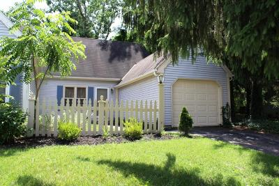 Delaware Single Family Home Contingent Finance And Inspect: 1086 Chatham Lane E