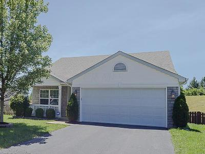 Grove City Single Family Home Contingent Finance And Inspect: 2158 Exemplar Court