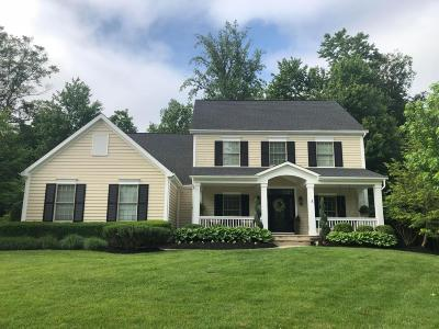 Westerville Single Family Home For Sale: 5060 Augusta Drive