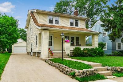 Columbus Single Family Home Contingent Finance And Inspect: 191 Blenheim Road