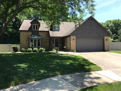 Westerville Single Family Home Contingent Finance And Inspect: 663 Amy Lu Court