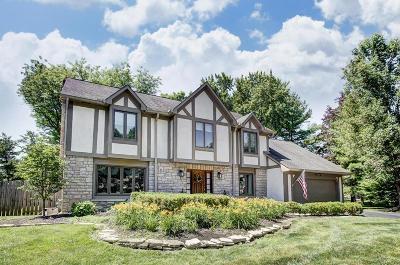 Upper Arlington Single Family Home For Sale: 2261 Sandover Road