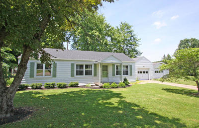 Mount Vernon OH Single Family Home For Sale: $117,500