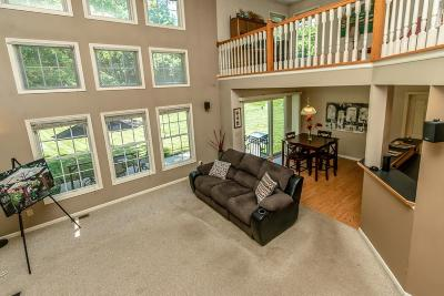 Lewis Center Single Family Home Contingent Finance And Inspect: 2087 Chicory Court