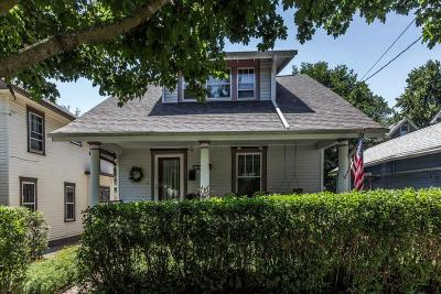 Delaware Single Family Home Contingent Finance And Inspect: 23 W Fountain Avenue
