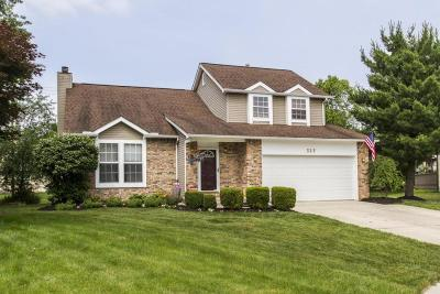 Westerville Single Family Home For Sale: 327 Mulberry Way W