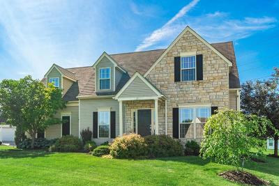 Westerville Single Family Home Contingent Finance And Inspect: 29 Village Green Drive