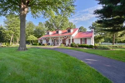 Delaware Single Family Home For Sale: 4635 Maynard Road