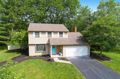 Westerville Single Family Home Contingent Finance And Inspect: 1118 Arundel Avenue