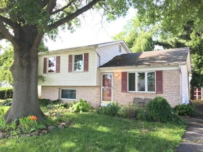 Obetz Single Family Home Contingent Finance And Inspect: 2164 Bridlewood Boulevard