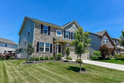Pickerington Single Family Home For Sale: 126 Shawnee Drive