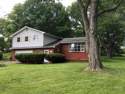 Lancaster Single Family Home For Sale: 2103 Scenic Drive NE