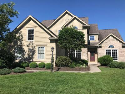 Westerville OH Single Family Home For Sale: $479,900