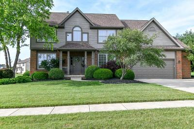 Pickerington Single Family Home Sold: 9148 Winston Road
