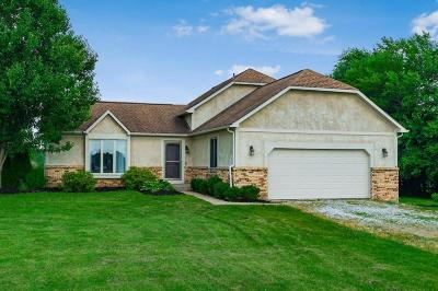 Galena Single Family Home Contingent Finance And Inspect: 3909 Rome Corners Road