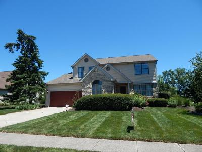 Grove City Single Family Home For Sale: 2598 Hoover Crossing Way