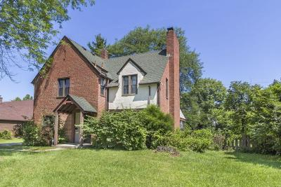 Columbus Single Family Home For Sale: 2446 Dover Road