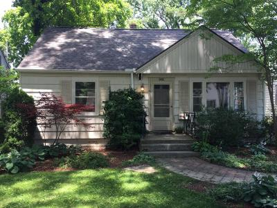 Worthington Single Family Home For Sale: 92 W North Street