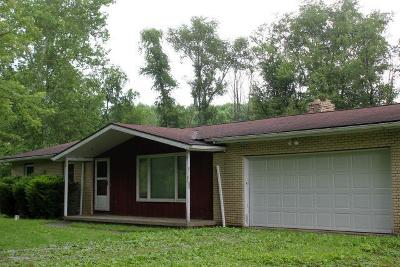 Mount Vernon OH Single Family Home For Sale: $100,000