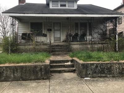 Columbus Single Family Home For Sale: 505 E Maynard Avenue