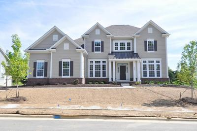 New Albany Single Family Home For Sale: 8487 Sandycombe Drive #Lot 56