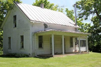 Mount Vernon OH Single Family Home For Sale: $45,000