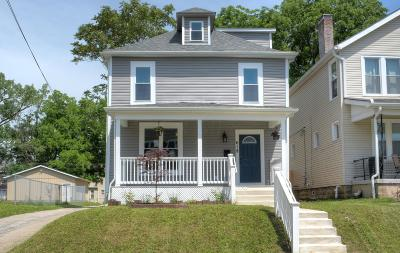 Columbus Single Family Home For Sale: 618 S 22nd Street
