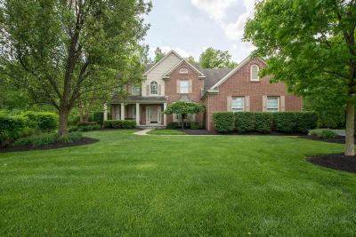 Blacklick Single Family Home For Sale: 2550 Rittenour Court