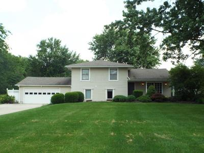 Grove City Single Family Home Contingent Finance And Inspect: 3960 Lukens Road